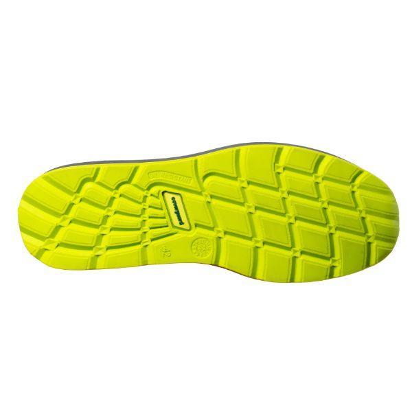 MILERITE S1P, Pantofi de protectie cu bombeu si lamela antiperforatie, Talpa SRC 9
