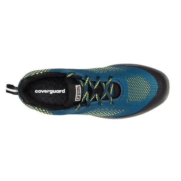 MILERITE S1P, Pantofi de protectie cu bombeu si lamela antiperforatie, Talpa SRC 7
