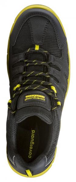 MOVE S3, Pantofi de protectie usori cu bombeu din aluminiu, lamela antiperforatie textila si fete hidrofobizate, talpa SRA [7]