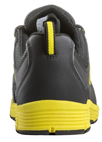 MOVE S3, Pantofi de protectie usori cu bombeu din aluminiu, lamela antiperforatie textila si fete hidrofobizate, talpa SRA [8]