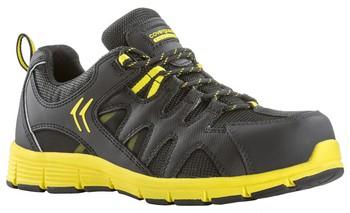 MOVE S3, Pantofi de protectie usori cu bombeu din aluminiu, lamela antiperforatie textila si fete hidrofobizate, talpa SRA [5]