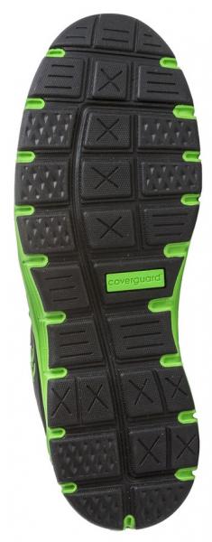 MOVE S3, Pantofi de protectie usori cu bombeu din aluminiu, lamela antiperforatie textila si fete hidrofobizate, talpa SRA [4]