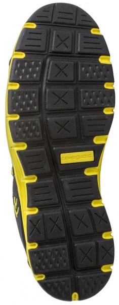 MOVE S3, Pantofi de protectie usori cu bombeu din aluminiu, lamela antiperforatie textila si fete hidrofobizate, talpa SRA [9]