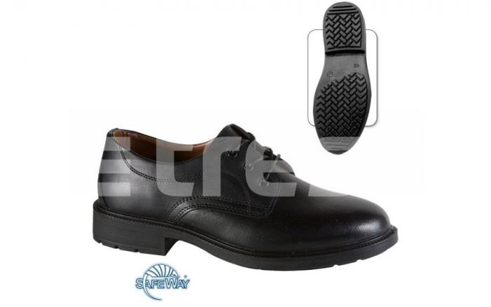 Negoiu O1 SRC, pantofi de lucru cu talpa rezistenta la hidrocarburi [0]