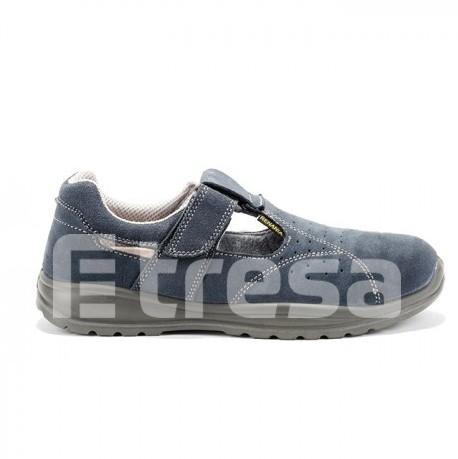 NEW AZURE S1, Sandale de protectie cu bombeu, talpa SRC 0