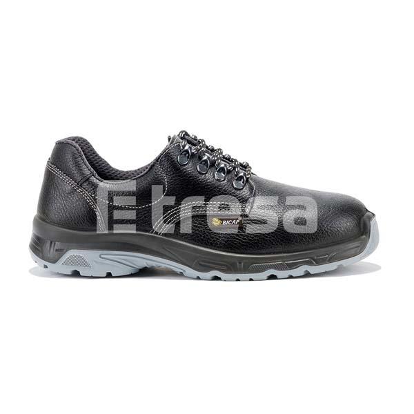 NEW BARI S3, Pantofi de protectie cu bombeu, lamela antiperforatie, fete hidrofobizate, talpa SRC [0]