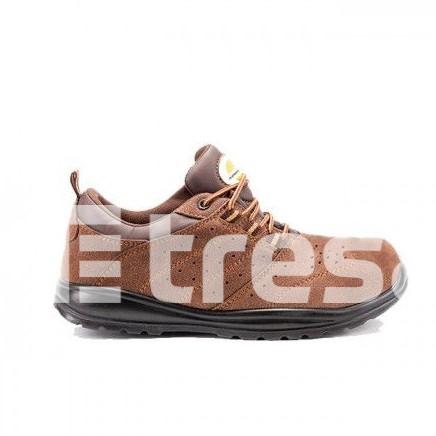 NEW DAKAR S1P, Pantofi de protectie cu bombeu, lamela antiperforatie, talpa SRC 0