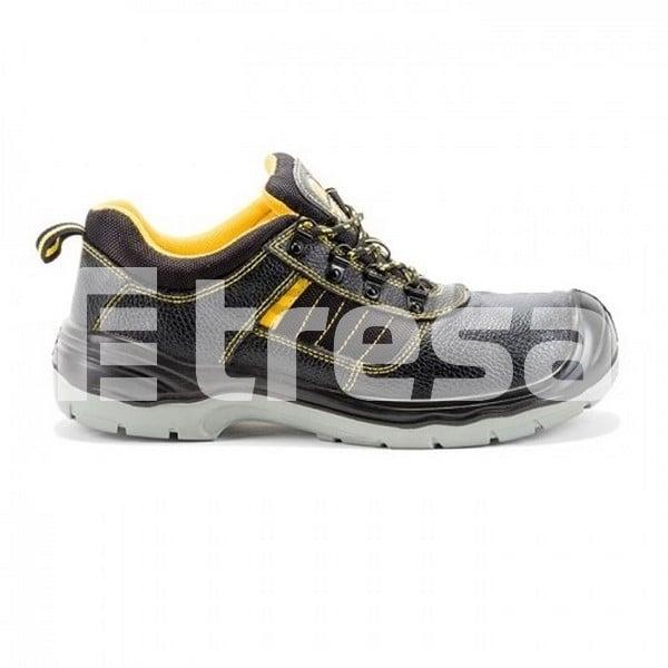 NEW HUBEI S1P, Pantofi de protectie cu bombeu, lamela antiperforatie, talpa SRC 0