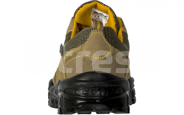 NEW NILO S1P, Pantofi de protectie cu bombeu, lamela antiperforatie, talpa SRC 4