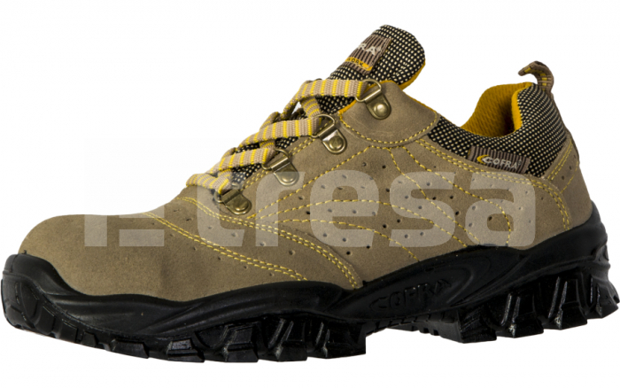 NEW NILO S1P, Pantofi de protectie cu bombeu, lamela antiperforatie, talpa SRC 1