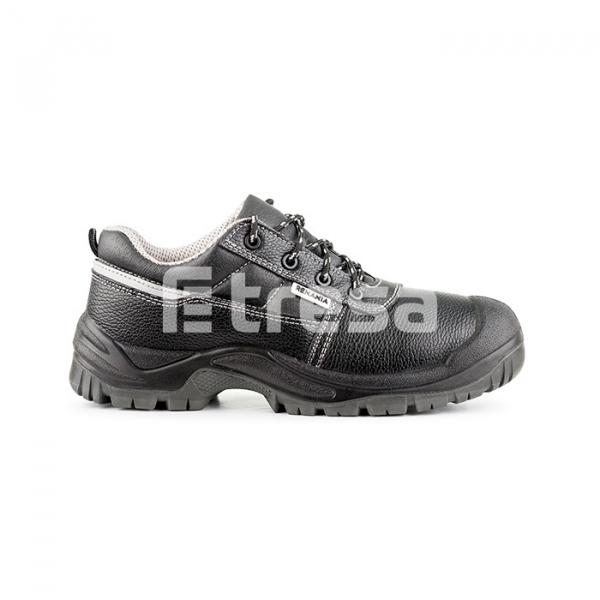 NEW WORKTEC S2, Pantofi de protectie cu bombeu, talpa antistatica, absorbitor soc, talpa SRC [0]