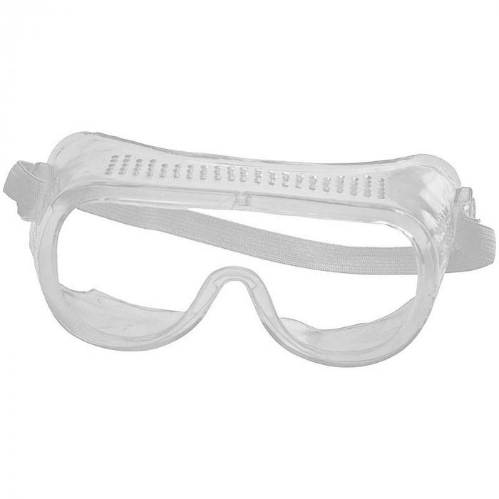 Ochelari lucru plastic, Alb [0]