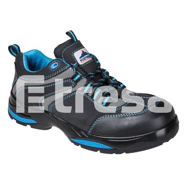 OPERIS COMPOSITELITE S3, Pantofi de protectie cu bombeu, lamela antiperforatie, fete hidrofobizate, talpa HRO 1