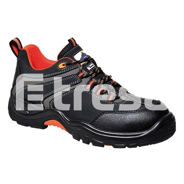 OPERIS COMPOSITELITE S3, Pantofi de protectie cu bombeu, lamela antiperforatie, fete hidrofobizate, talpa HRO 0