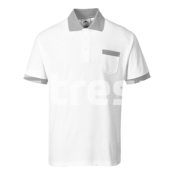 PAINTERS PRO POLO, Tricou din poliester si bumbac 0