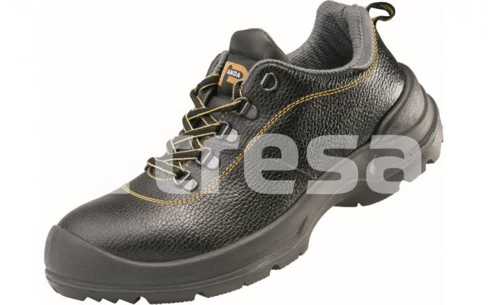 Panda Pantera S3, pantofi de protectie cu bombeu metalic, lamela antiperforatie, fete hidrofobizate [0]