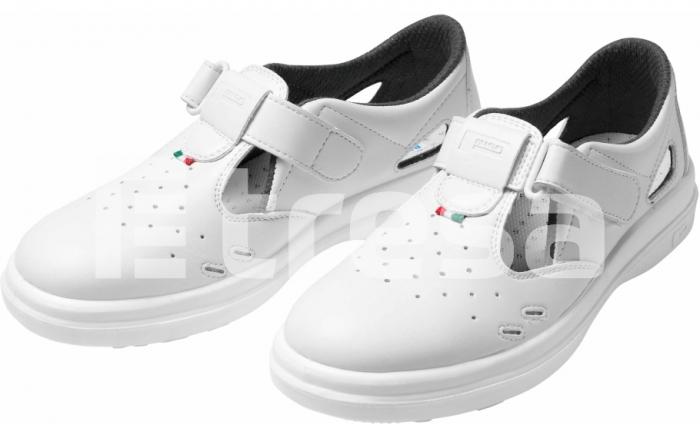 Panda Sanitary Libra O1, sandale de lucru cu talpa rezistenta la uleiuri/carburanti 0