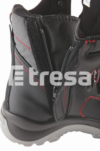 TOP CLASSIC STRALIS S3, Bocanci de protectie cu bombeu, lamela antiperforatie, fete hidrofobizate, talpa SRC [1]