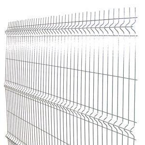 Panou Gard Bordurat Zincat 0