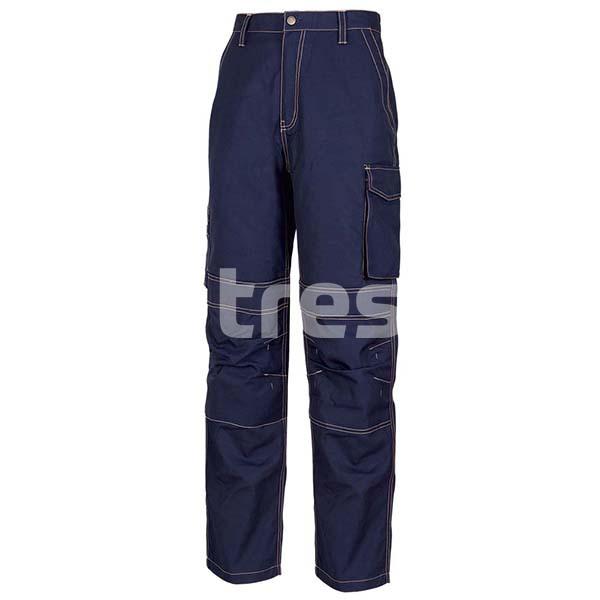 MAGNUS, Pantalon standard din poliester si bumbac 0