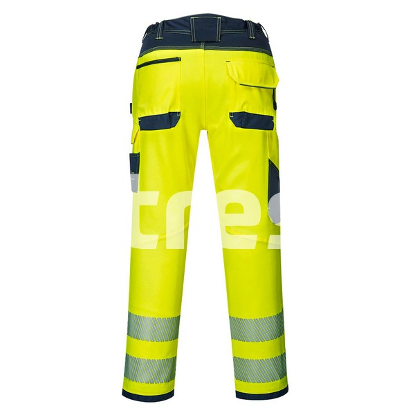 PW340 HI-VIS, Pantaloni de lucru din poliester si bumbac 7
