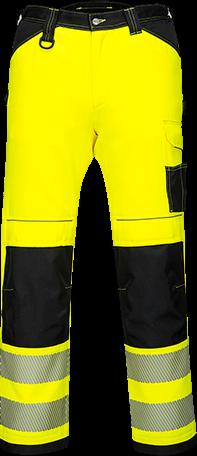 Pantaloni de lucru HI VIS PW3 4