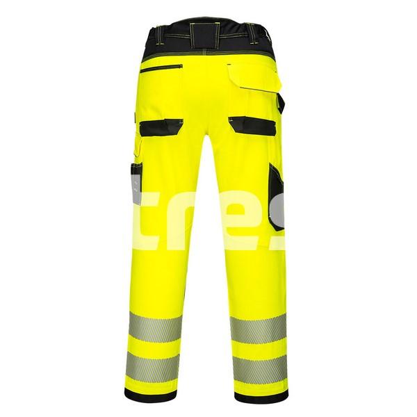 PW340 HI-VIS, Pantaloni de lucru din poliester si bumbac 5