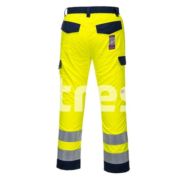 MV46 MODAFLAME HI-VIS, Pantaloni din modacrilic si bumbac [1]