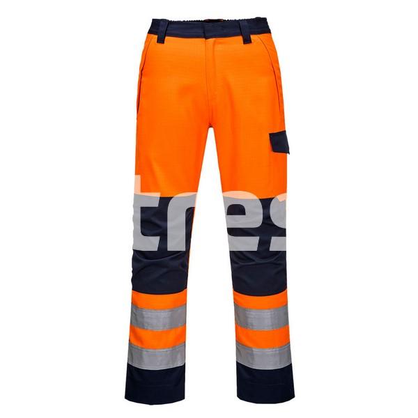 MV36 MODAFLAME RIS, Pantaloni din modacrilic si poliester 0