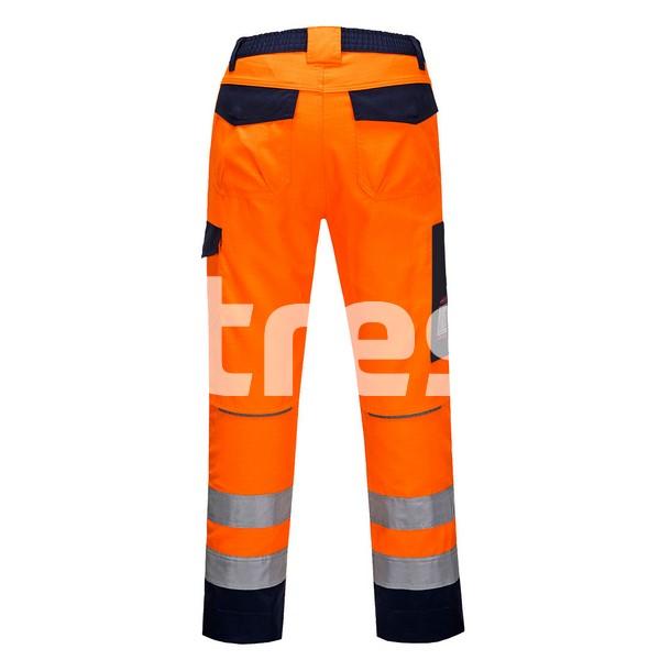 MV36 MODAFLAME RIS, Pantaloni din modacrilic si poliester 1