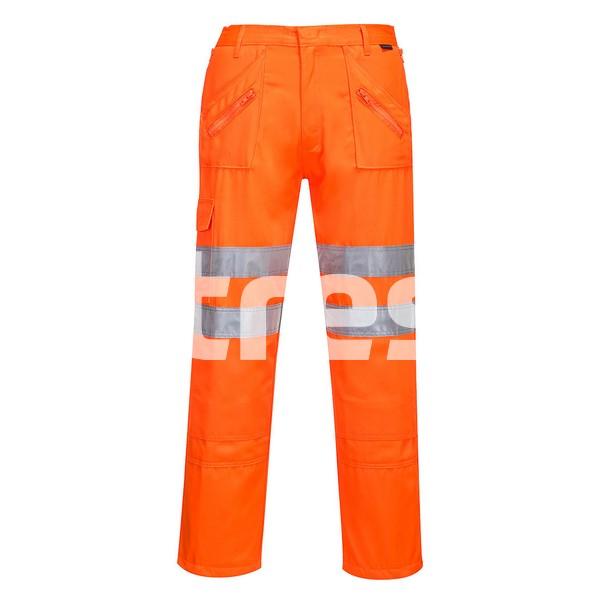 RAIL ACTION, Pantaloni din poliester si bumbac 0