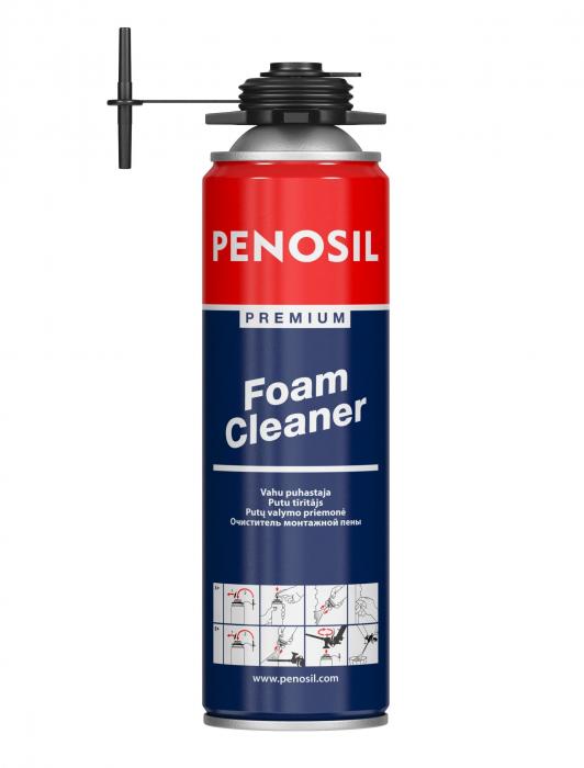 Penosil Premium Foam Cleaner, Agent de curatare pentru spuma neintarita 0