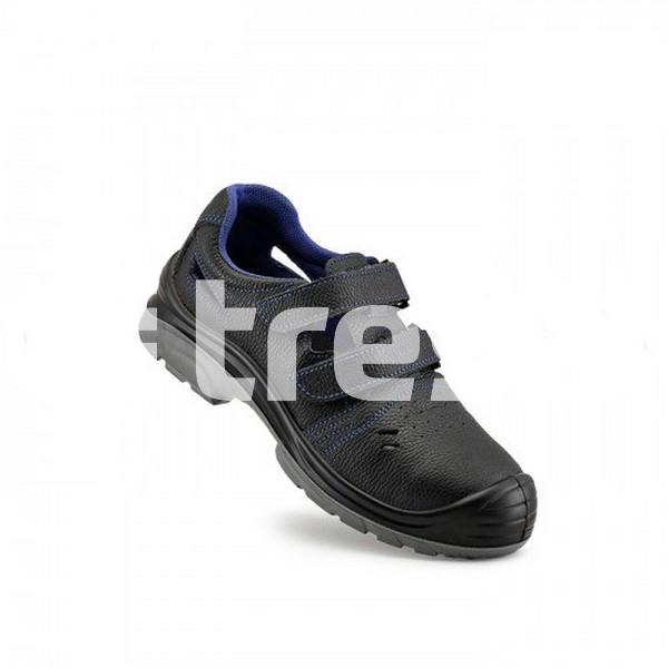 RAIDEN S1, Sandale de protectie cu bombeu, talpa SRC 0