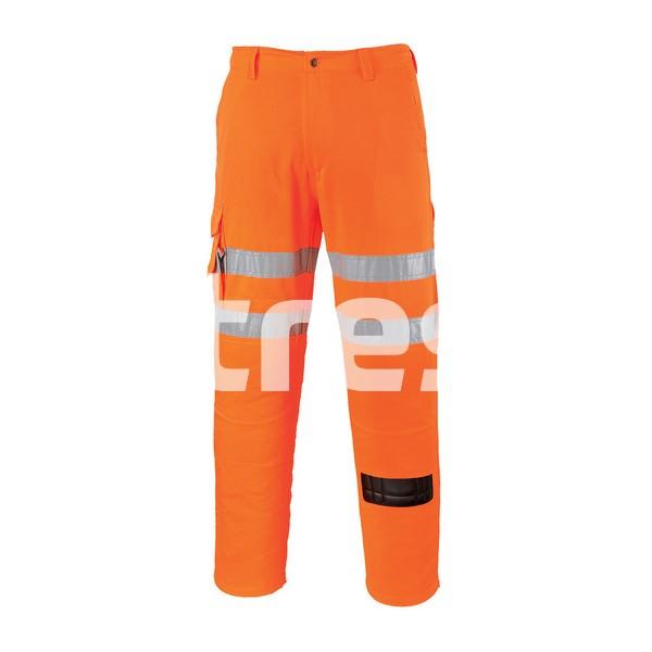 RAIL COMBAT, Pantaloni din poliester si bumbac 0