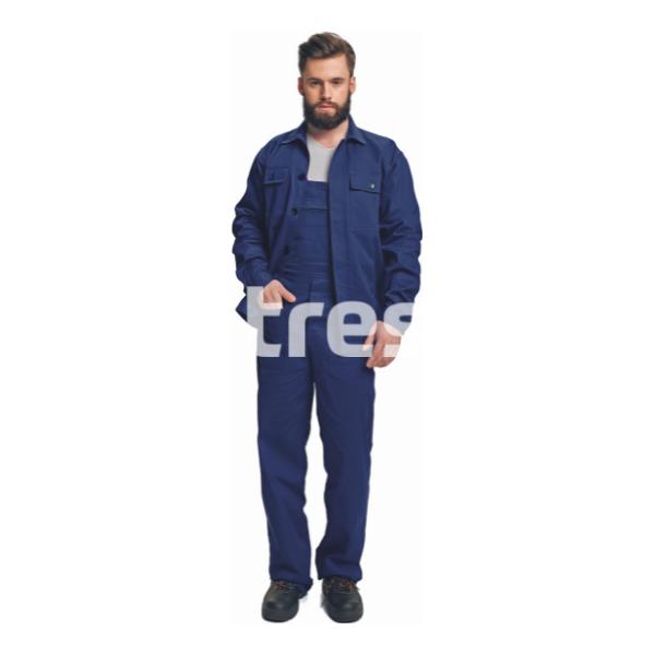 RALF BE-01-005 RALF, Costum salopeta cu pieptar din bumbac [1]