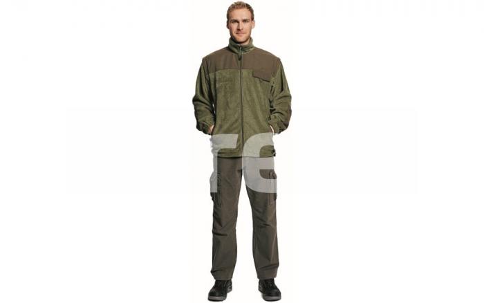 RANDWIK, jacheta din fleece 2 in 1 0