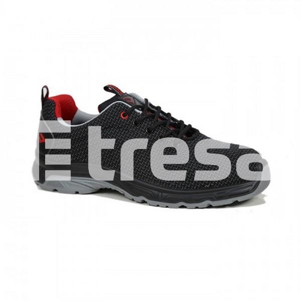 RAPTOR S3, Pantof de protectie cu bombeu, lamela antiperforatie, fete hidrofobizate, talpa SRC 0