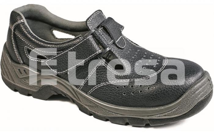 Raven Metal Free S1P, sandale de protectie cu bombeu compozit, lamela antiperforatie 1