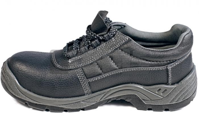 RAVEN METAL FREE S3, pantofi de protectie cu bombeu compozit si lamela 3
