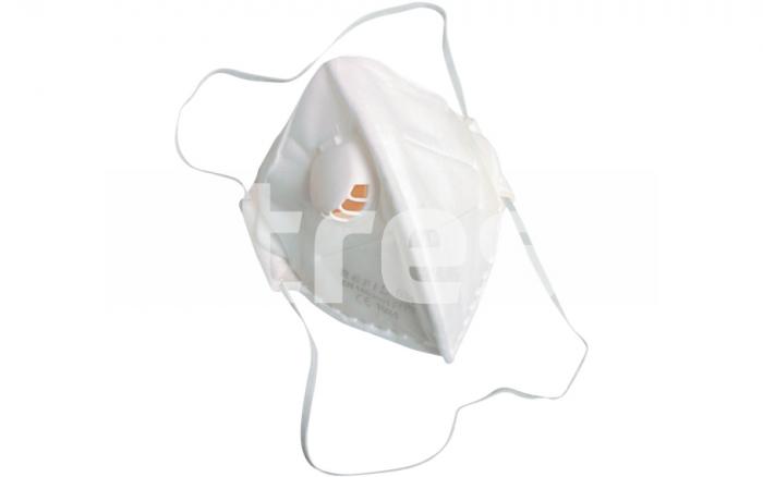 REFIL 611, semimasca de protectie pliabila, cu supapa 0