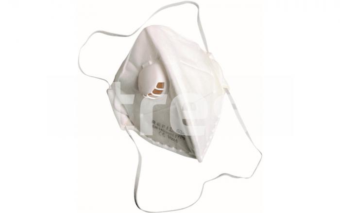 REFIL 631, semimasca de protectie pliabila, cu supapa 0