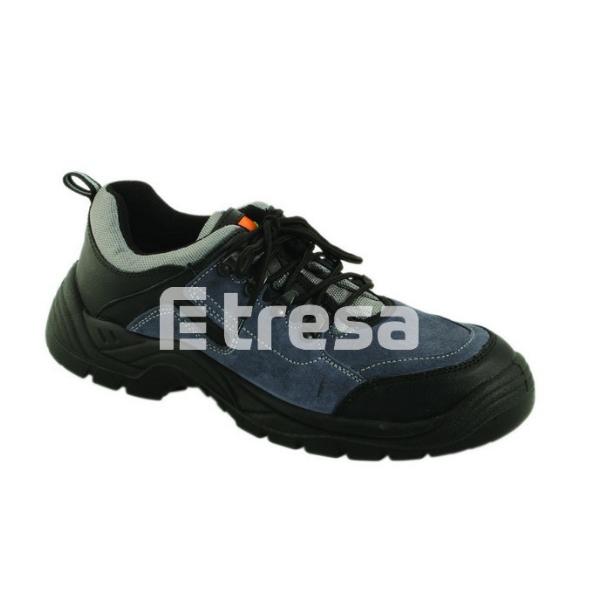 ROCK S1P, Pantofi de protectie cu bombeu, lamela antiperforatie, talpa SRC [0]