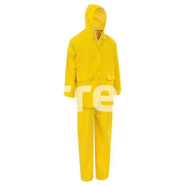 RY/RG, Costum de ploaie din PVC [1]