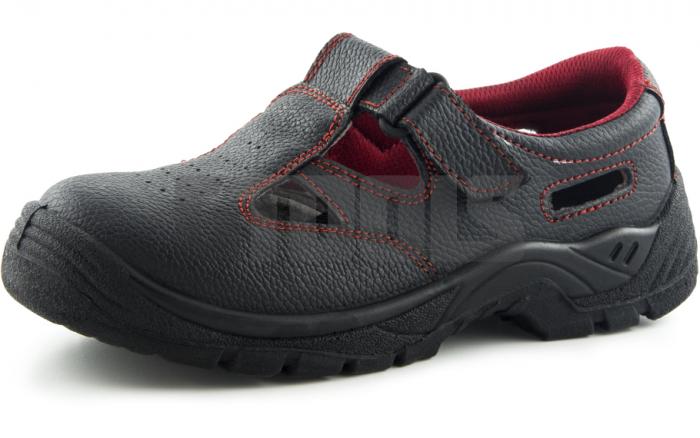 Sandale Fridrich S1, Sandale Cu Bombeu Din Otel 7