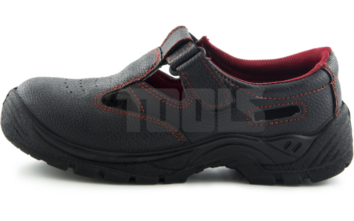 Sandale Fridrich S1, Sandale Cu Bombeu Din Otel 14