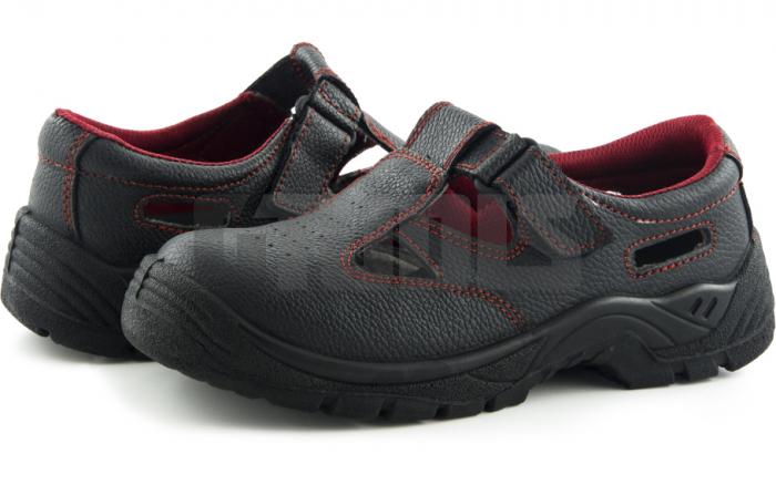 Sandale Fridrich S1, Sandale Cu Bombeu Din Otel 8