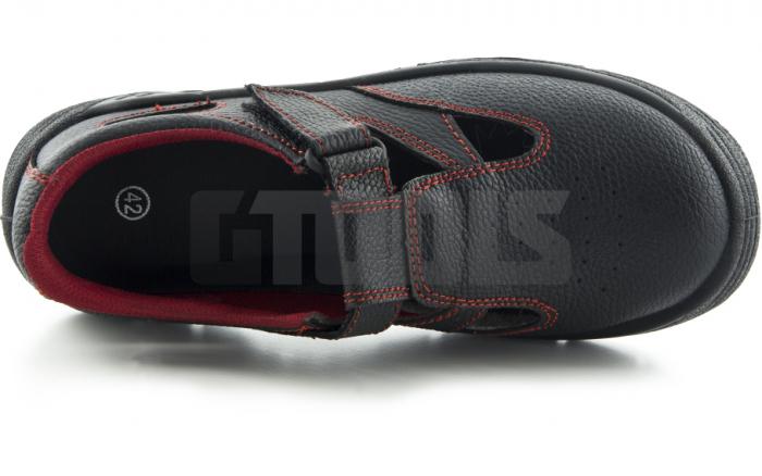 Sandale Fridrich S1, Sandale Cu Bombeu Din Otel 10