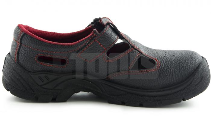 Sandale Fridrich S1, Sandale Cu Bombeu Din Otel 12