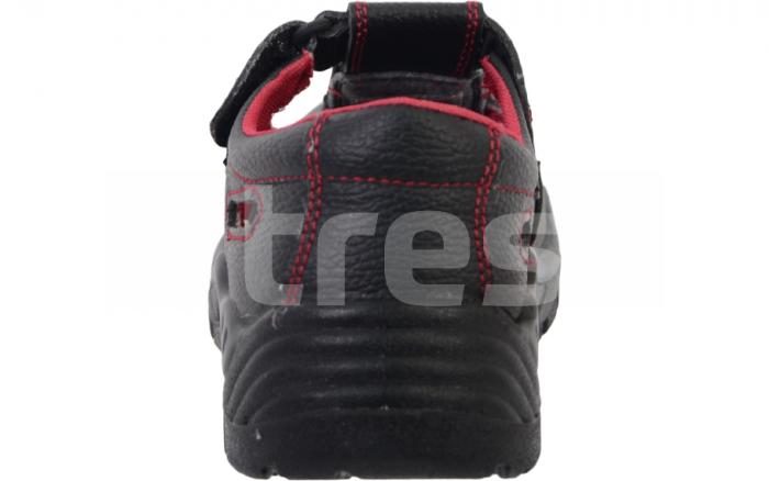 Fridrich S1, Sandale de protectie cu bombeu din otel, talpa SRC 3