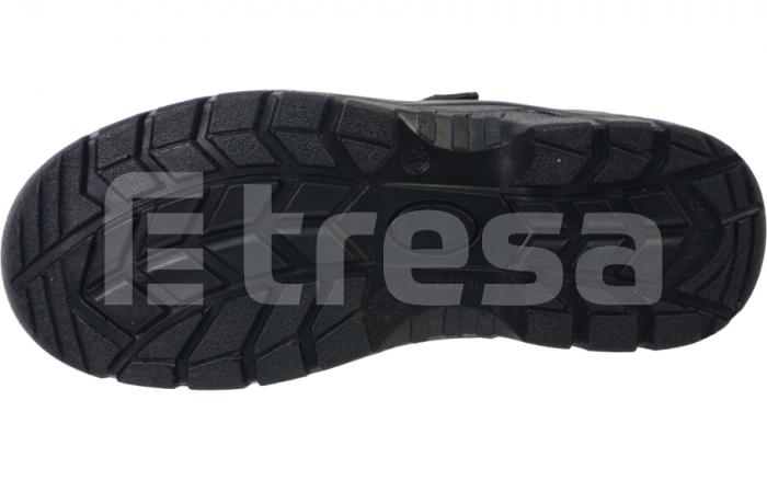 Fridrich S1, Sandale de protectie cu bombeu din otel, talpa SRC 5